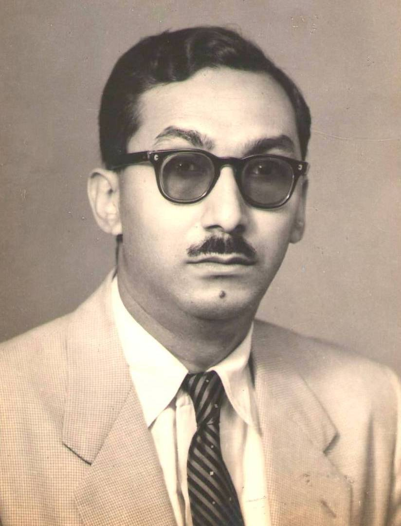 Image of Suresh Chandra Ahuja
